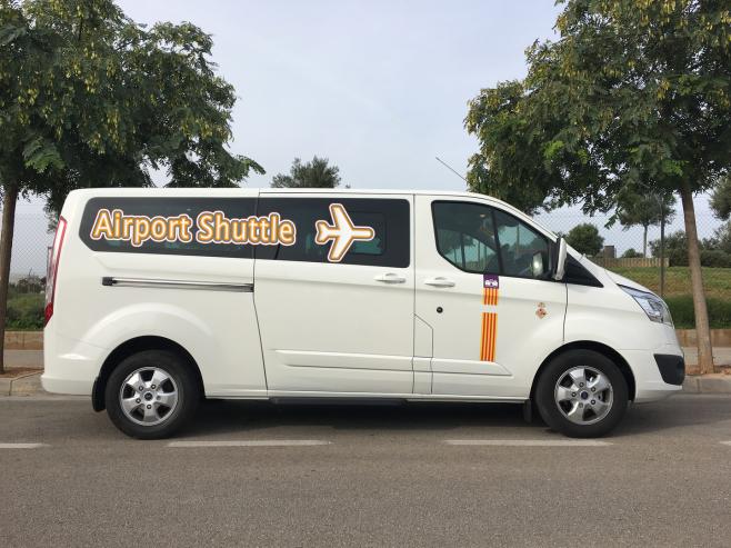 Majorque taxi, navette et bus.