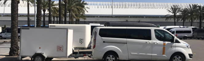 Transferts en taxi de l'aéroport de Majorque à l'hôtel Apartments Habitat