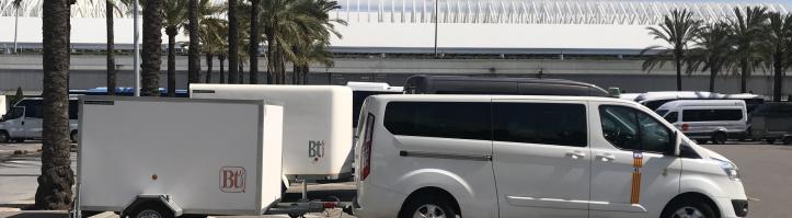 Transferts en taxi de l'aéroport de Majorque à l'hôtel Alcudiamar Botel