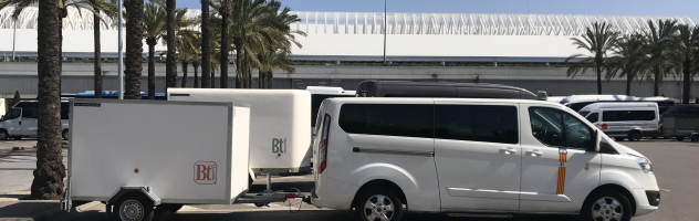 Transferts en taxi de l'aéroport de Majorque à l'hôtel Mar Hotels Ferrera Blanca