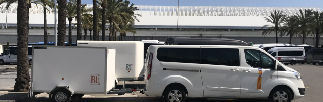 Transferts en taxi de l'aéroport de Majorque à l'hôtel Grupotel Gran Vista & Spa